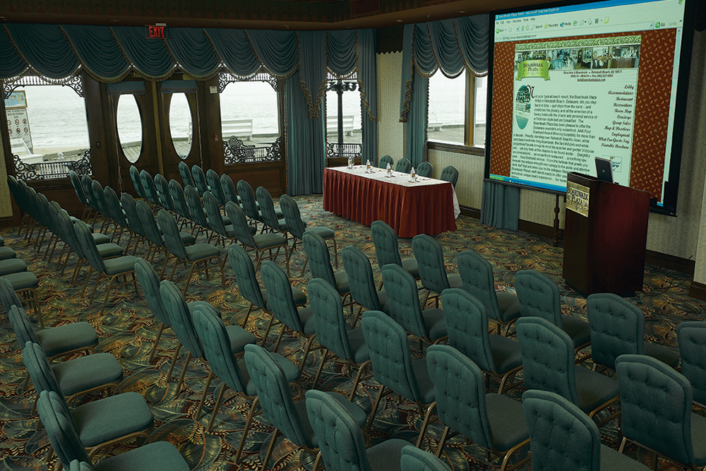 Oceanfront Banquet and Conference Rooms