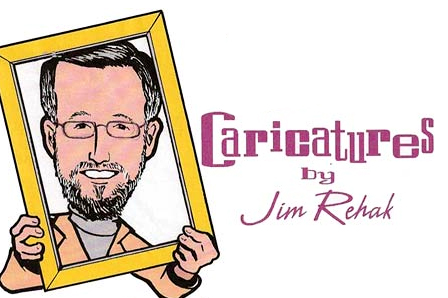 Custom Caricatures by Jim Rehak
